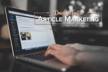 Article Marketing - Driving Traffic to Your Site