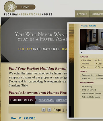 Florida International Homes