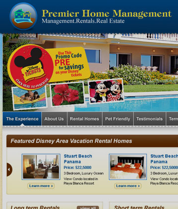 Premier Vacation Home Management