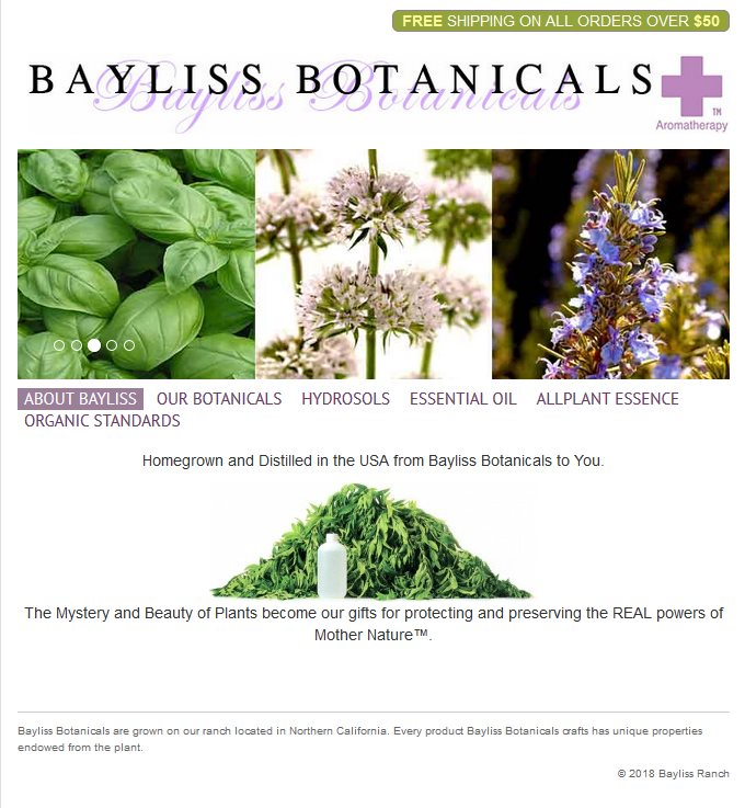Bayliss Botanicals