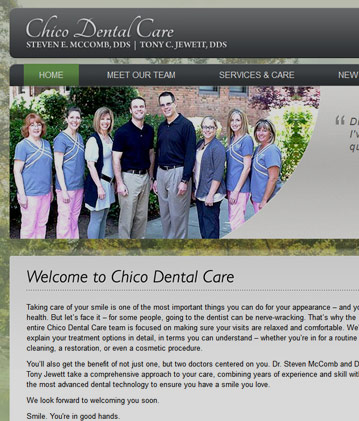 Chico Dental Care