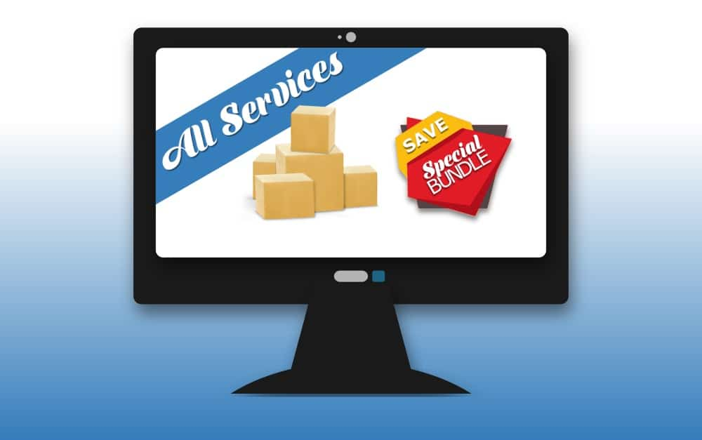 Bundle and save with all services in one convenient service bundle package. We focus on making business easy.