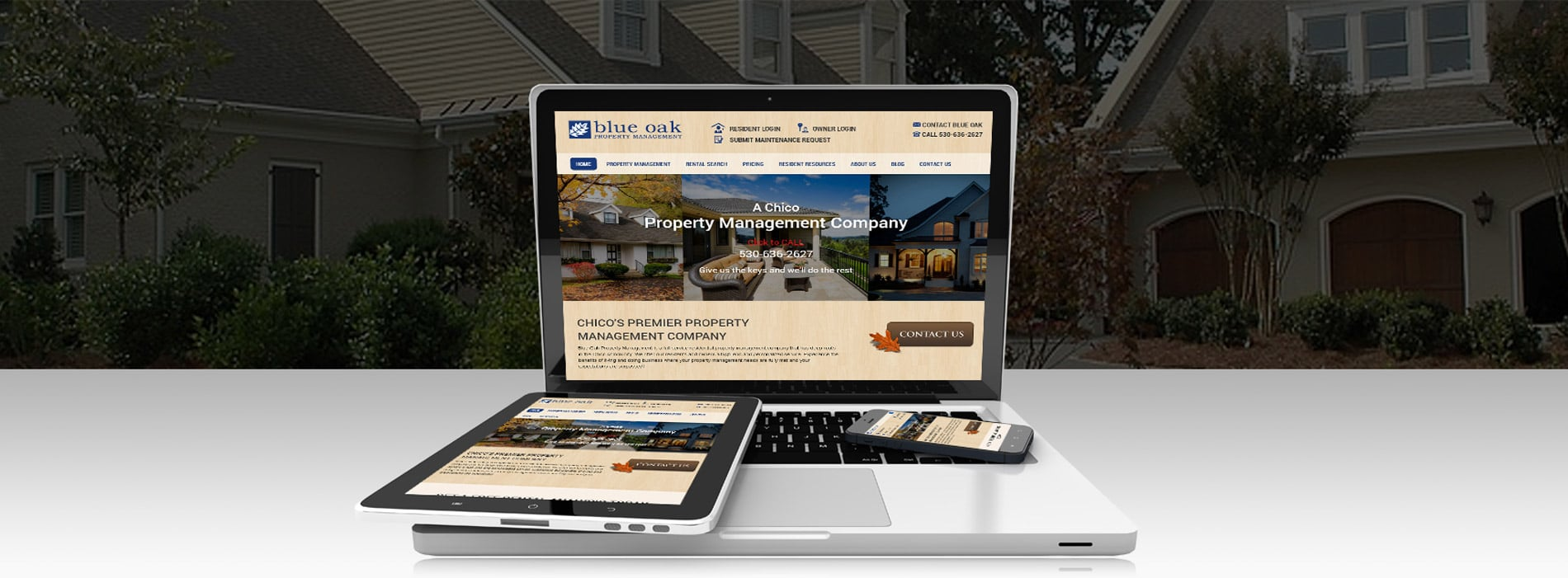 Blue Oak Property Management, Inc.