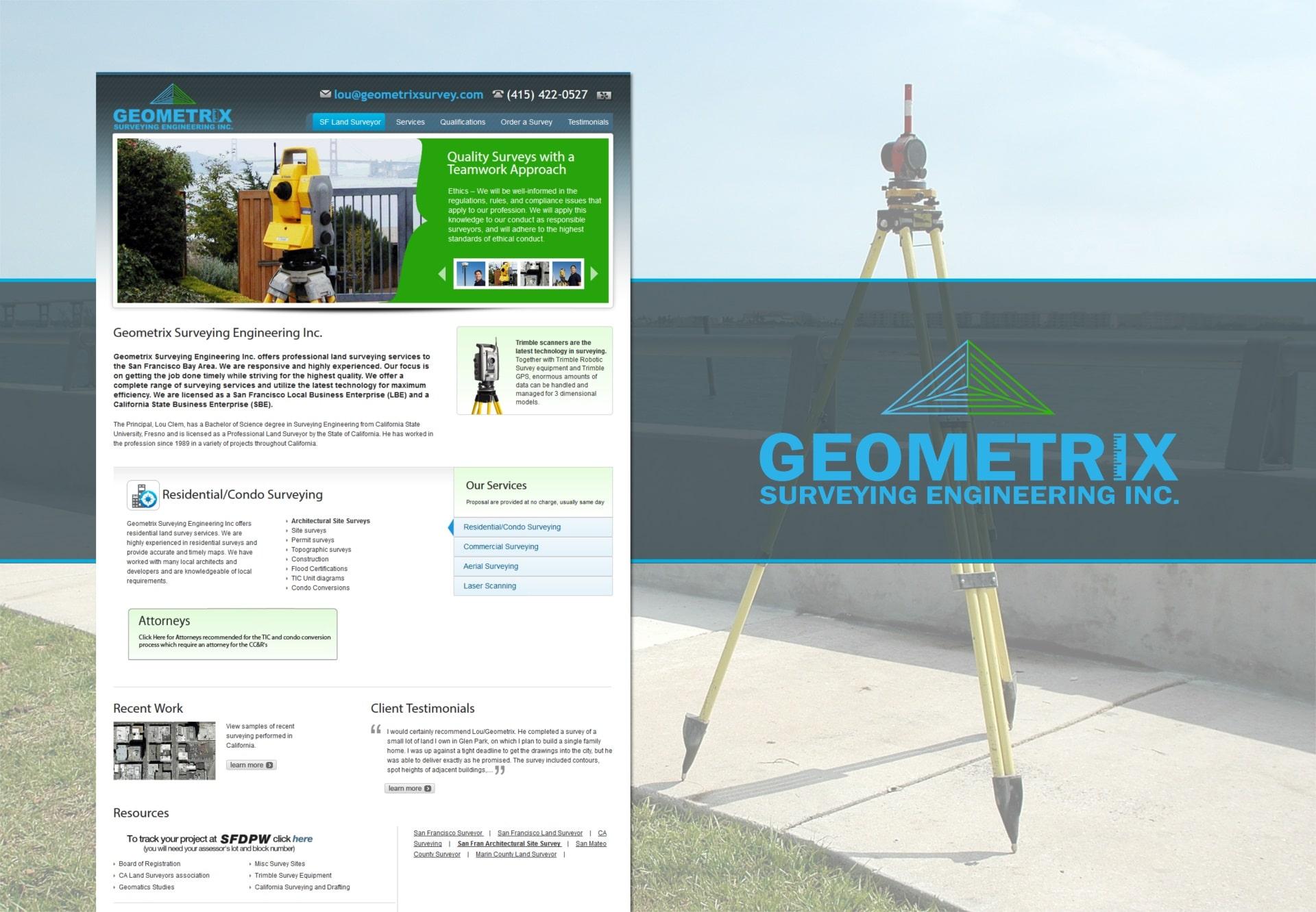Geometrix Surveying Engineering Inc.
