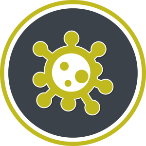 Virus Removal Icon