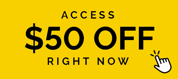 Want $50 off right now?